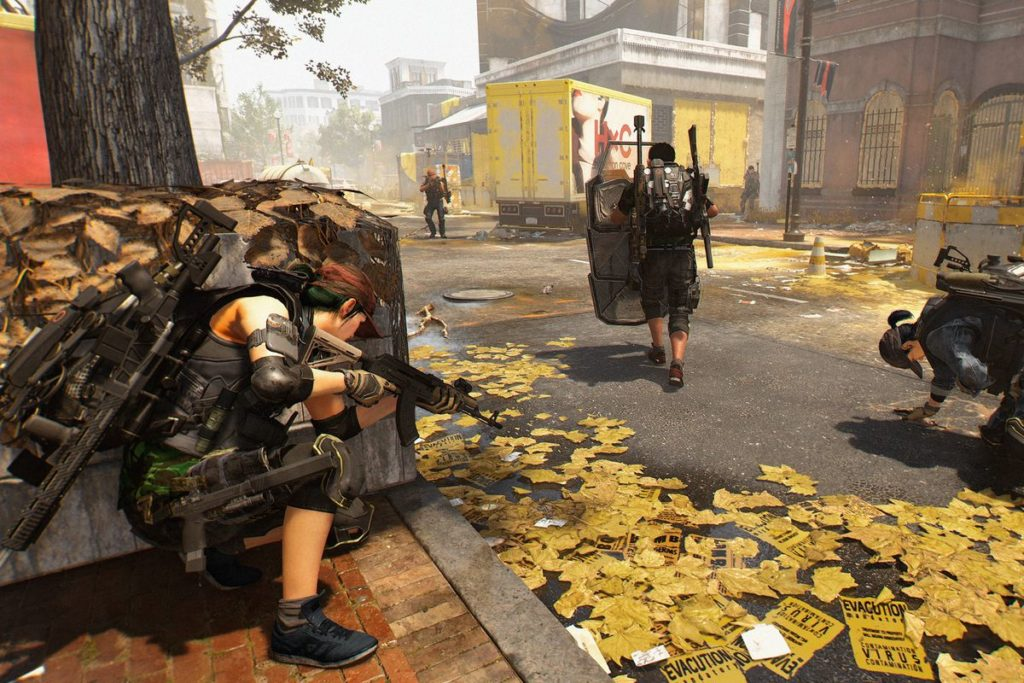 Gameplay The Division 2 Ubisoft
